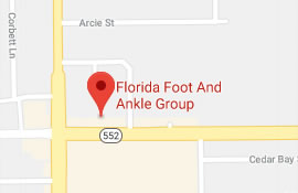 Orlando Podiatry Office