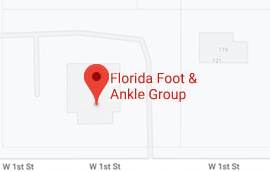 Apopka Podiatry Office